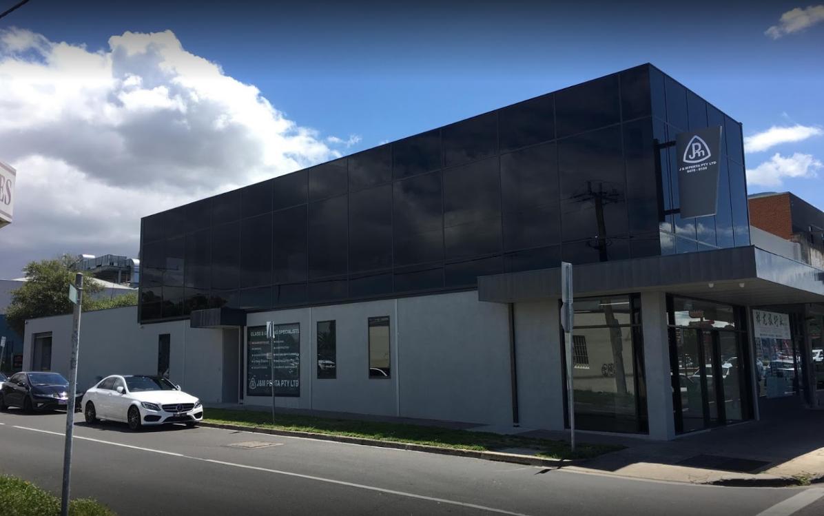 Perta Building Project - Commercial
